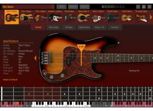 ikc L modobass model 60 p bass
