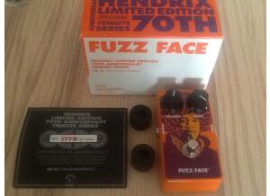 MXR JHM1 - Jimi Hendrix 70th Anniversary Tribute Fuzz Face (7680)
