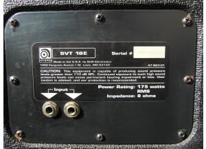 Ampeg SVT-18E