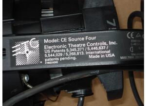 ETC Source Four Zoom