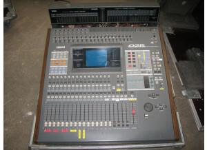 Yamaha 02 R retour 48 voix