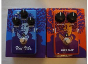 MXR JHM1 - Jimi Hendrix 70th Anniversary Tribute Fuzz Face (33781)