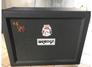 Orange #4 Jim Root PPC212 Speaker Cabinet (45256)
