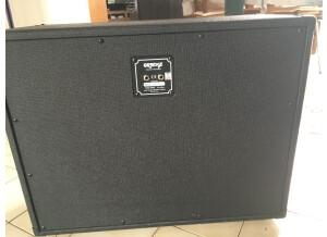 Orange #4 Jim Root PPC212 Speaker Cabinet (3218)