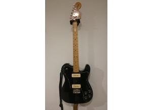 Fender Classic Player Tele Deluxe Black Dove