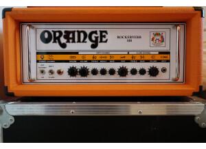 Orange Rockerverb 100 MKII Head DIVO Fitted