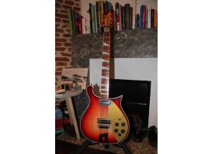 Rickenbacker 660 - Fireglo (39129)
