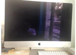 "Apple Imac 27"" fin 2013"