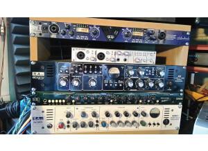 TL Audio A2 Discrete Class A and Tube Stereo Processor (83998)