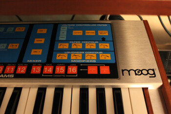 Moog Music The Source : Moog The Source 07.JPG