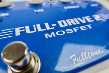 Fulltone Full-Drive 2 Mosfet : Fulltone Full Drive 2 Mosfet 3