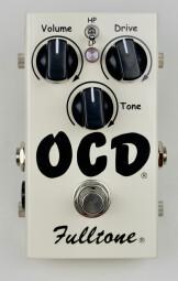 Fulltone OCD V1.7 : Fulltone OCD 2