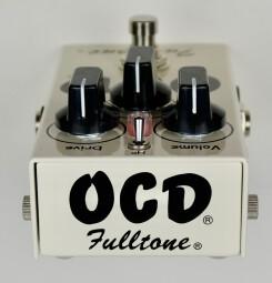 Fulltone OCD V1.7 : Fulltone OCD 5