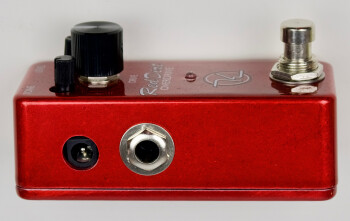 Keeley Electronics Red Dirt Mini : Keeley Red Dirt 3