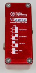 Keeley Electronics Red Dirt Mini : Keeley Red Dirt 5