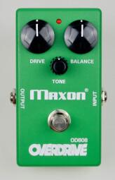 Maxon OD-808 Overdrive Reissue : Maxon OD808 Overdrive 1