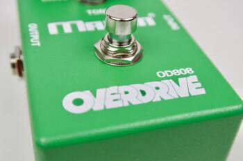 Maxon OD-808 Overdrive Reissue : Maxon OD808 Overdrive 5
