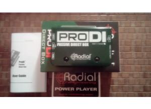 Radial Engineering ProDI (82865)