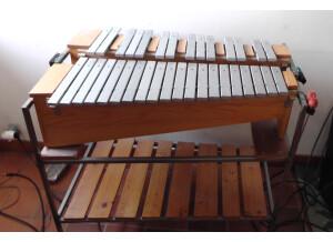 Studio 49 Métallophone alto chromatique DGM