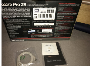 M-Audio Axiom Pro 25 (17183)