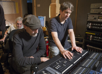 Sound Techniques : JamesTaylor and Dave O'Donnell