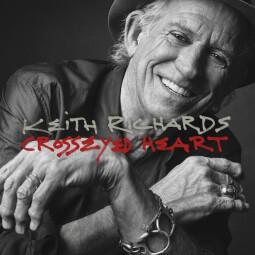 Keith Richards Crosseyed Heart
