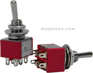 switch dpdt mini toggle on on on