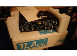 TL Audio A2 Discrete Class A and Tube Stereo Processor (9873)