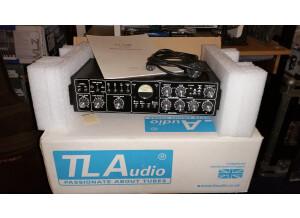 TL Audio A2 Discrete Class A and Tube Stereo Processor (31441)