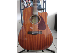 Fender CD-60CE All Mahogany