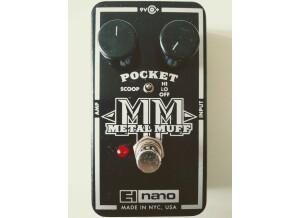 Electro-Harmonix Pocket Metal Muff (3208)