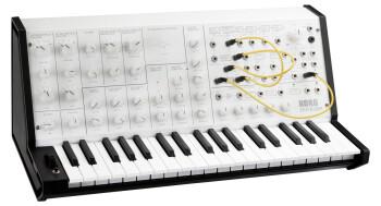 Korg MS-20 Mini : MS 20 Mini White