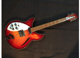 Guitare Rickenbacker 360 WB 12 cordes GAUCHER 1981
