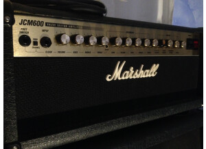 Marshall JCM600 [1997-2000] (3084)