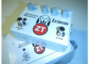 Zt Amplifiers Extortion Expressive Distortion