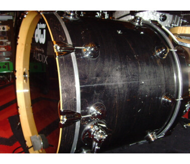 "DW Drums Collector's Series 22"" Kick Drum"