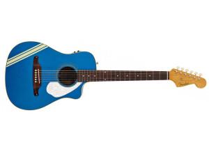 Fender Malibu CE Mustang - Lake Placid Blue