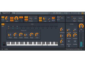 instrument mode