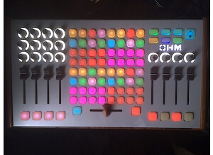 Livid Instruments OhmRGB (25676)