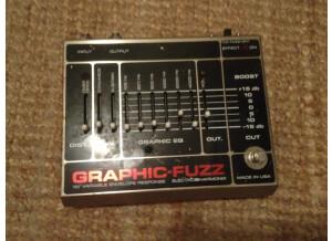 Electro-Harmonix Graphic Fuzz (97526)