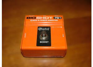 Radial Engineering BigShot PB1 (22672)