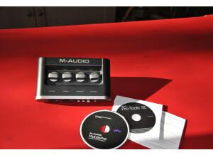 M-Audio MobilePre MKII