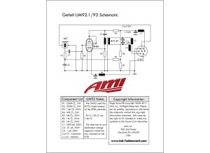 Microtech Gefell UM 92.1 S (5377)