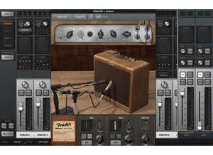 Universal Audio Fender '55 Tweed Deluxe  Amplifier