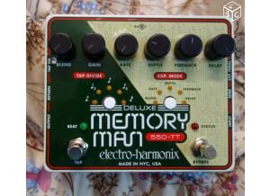 Electro-Harmonix Deluxe Memory Man 550-TT (7296)