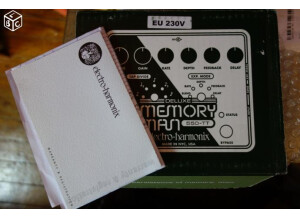Electro-Harmonix Deluxe Memory Man 550-TT (12704)