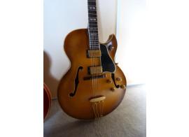 VD - échge Gibson ES 350 TD  sunb patiné marbré de 1962