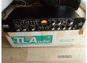 TL Audio A2 Discrete Class A and Tube Stereo Processor (94933)