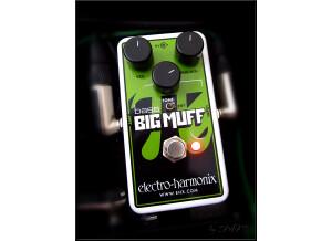 Electro-Harmonix Nano Bass Big Muff Pi (98518)