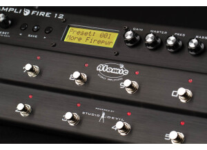 Atomic Amps Amplifire 12